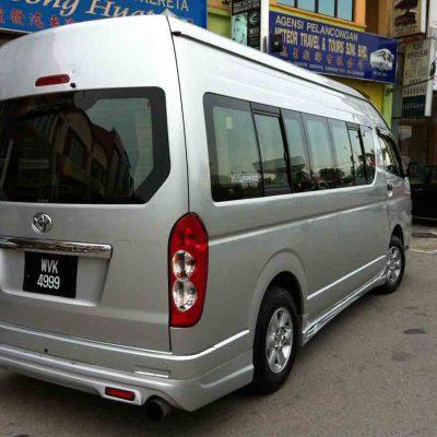 Van | Coach Rental | Travel Agency | Meteor Travel | MTT