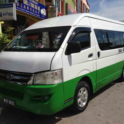 Van | Coach Rental | Travel Agency | Meteor Travel | MTT