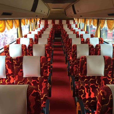 44 seaters luxury coach | Coach Rental | Travel Agency | Meteor Travel | MTT